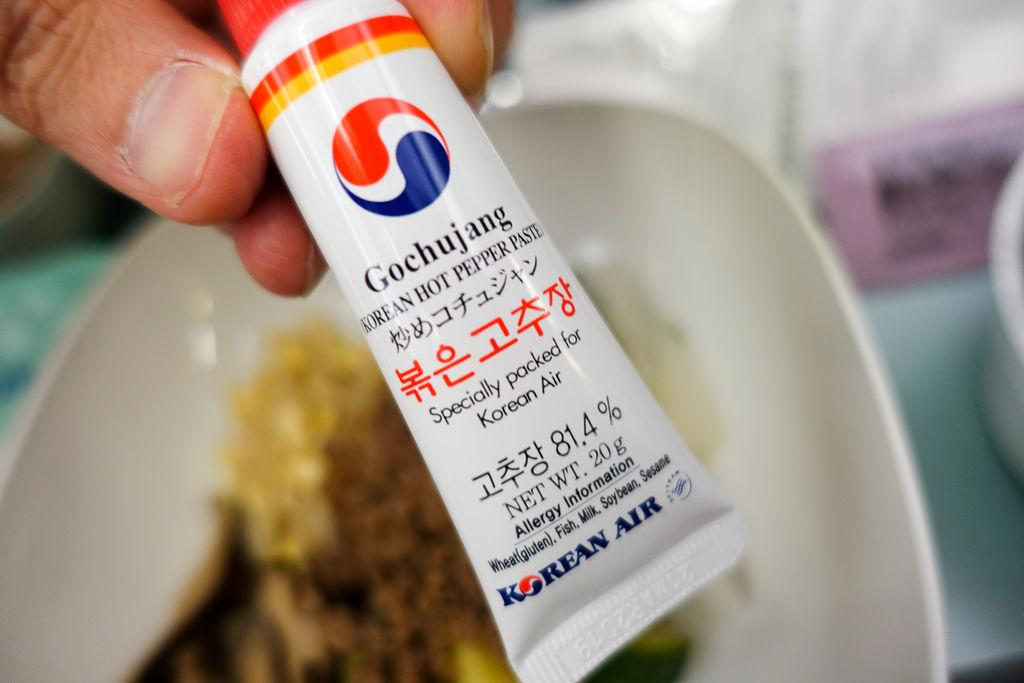 大韓航空機内食015