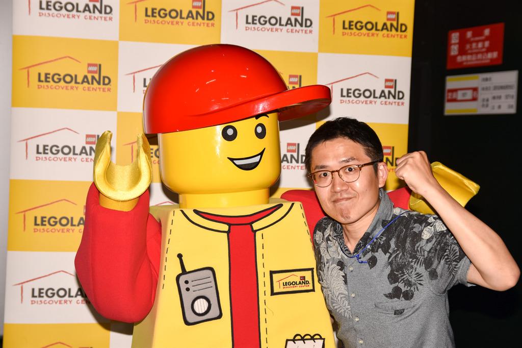 親子で楽しめる「レゴランド・ディスカバリーセンター東京」は梅雨でも安心の屋内アミューズメント!新作の4Dシネマ:レゴネックスナイツも登場だ(PR)