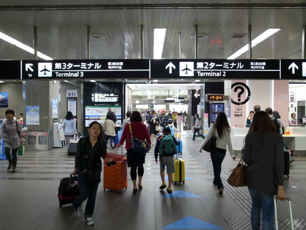 成田空港第3ターミナル003