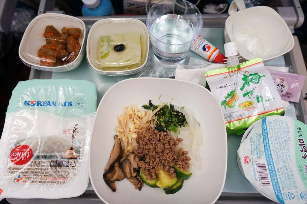 大韓航空機内食009