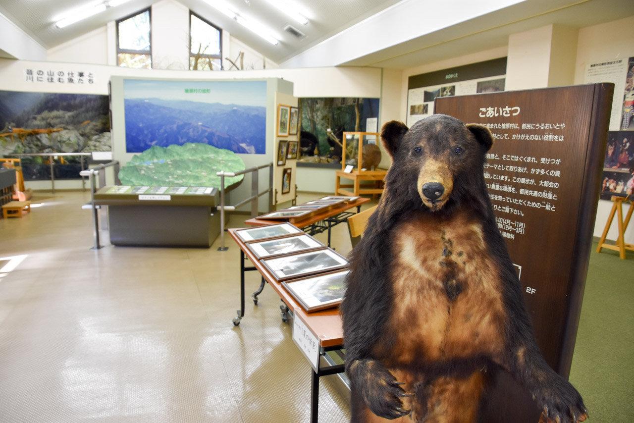 檜原村郷土資料館は入館料無料だからぜひ寄っておきなさい #tokyo島旅山旅