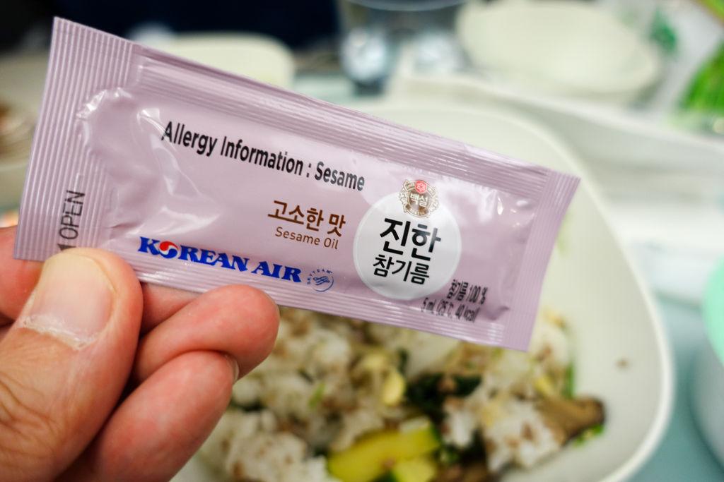 大韓航空機内食013
