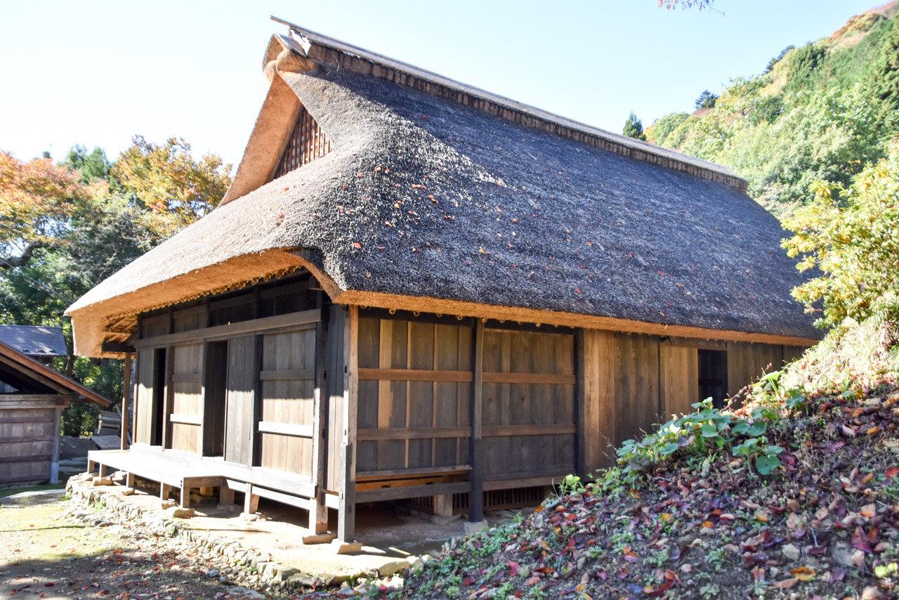 檜原村の重要文化財「小林家住宅」への道のりはハンパなく険しい登山道 #tokyo島旅山旅