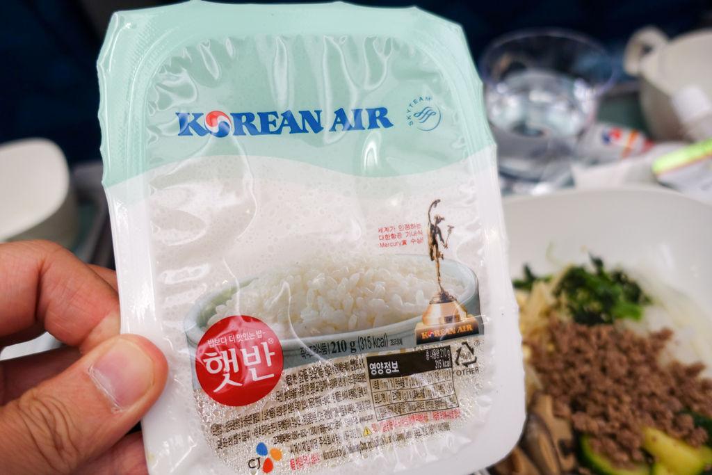 大韓航空機内食010