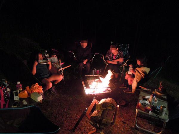 弓の又キャンプ場26