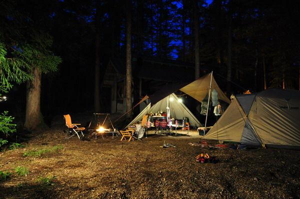 一色の森キャンプ場16