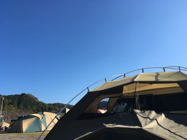 ささゆりの湯キャンプ場06