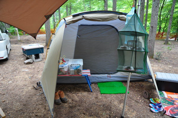 一色の森キャンプ場26
