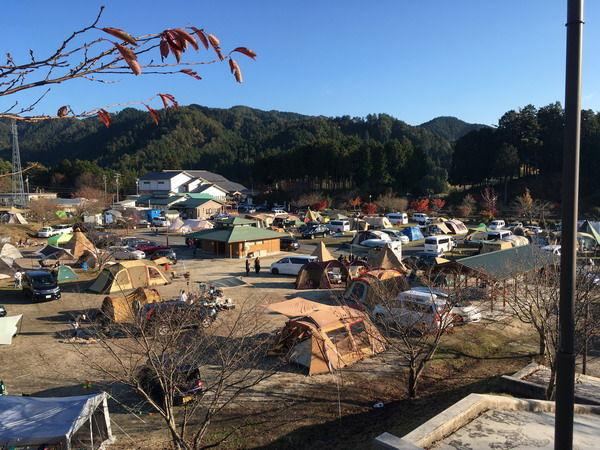 ささゆりの湯キャンプ場04