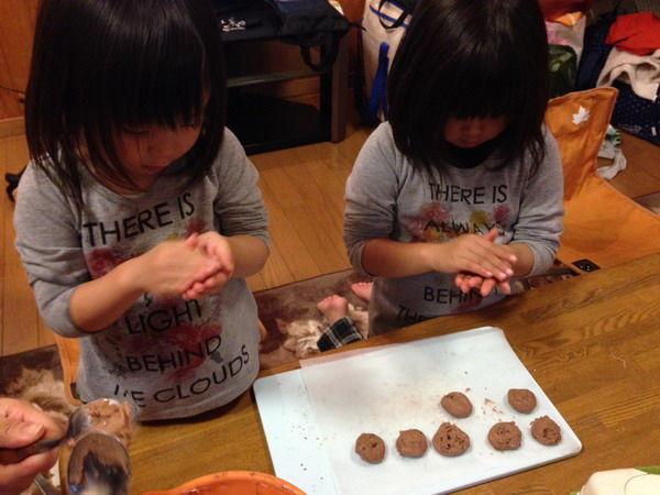 クッキー作り02