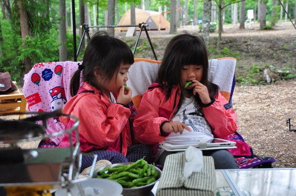 一色の森キャンプ場07