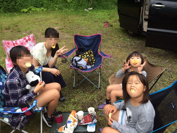 弓の又キャンプ場42