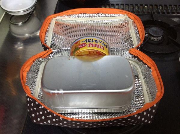 メスティン炊飯08