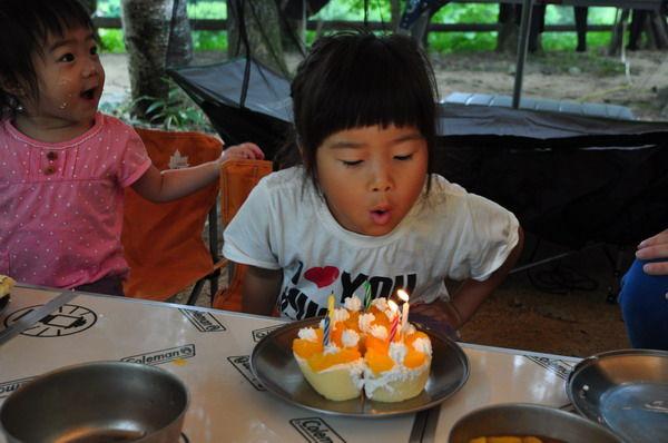 2日目ケーキ