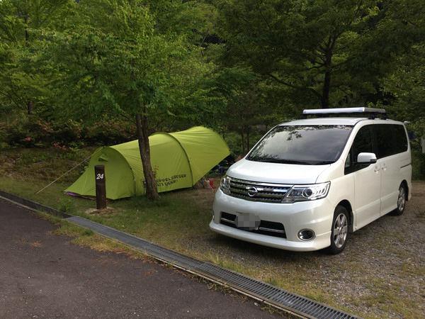 弓の又キャンプ場10