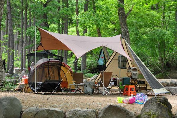 ひるがの高原キャンプ場