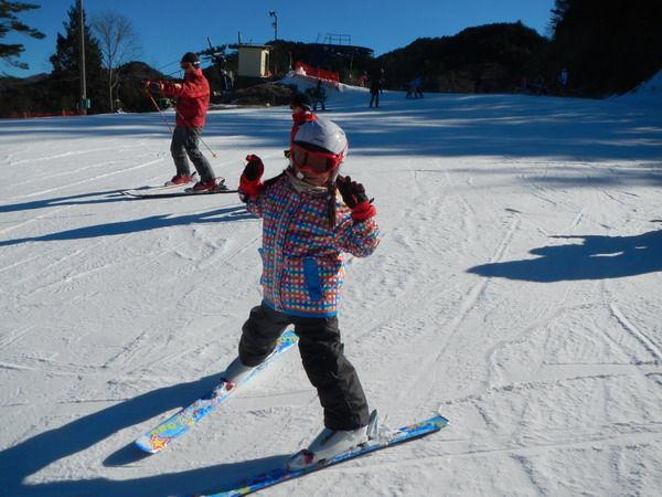 平谷高原スキー02