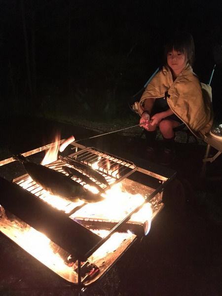 弓の又キャンプ場16