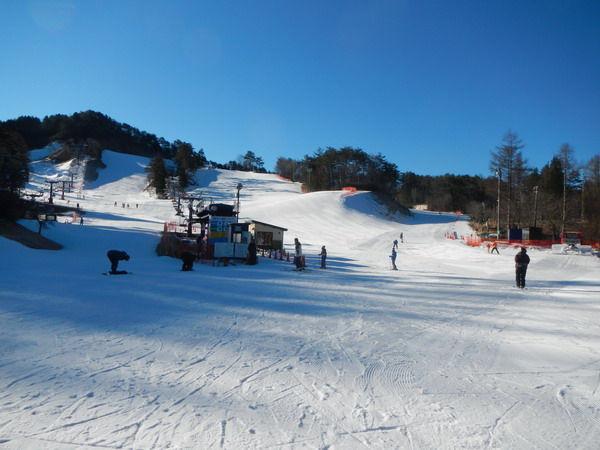 平谷高原スキー01