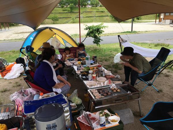 ささゆりの湯キャンプ02