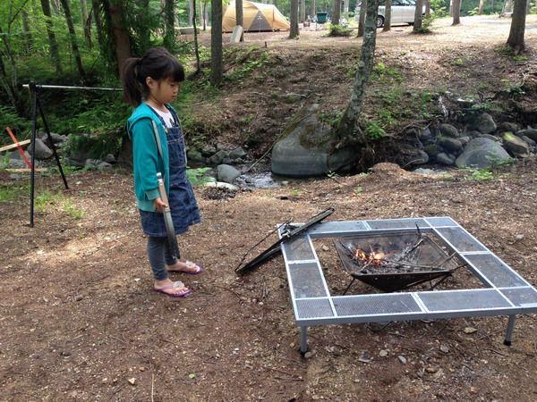 一色の森キャンプ場21
