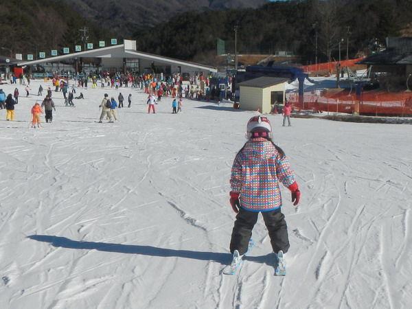 平谷高原スキー04