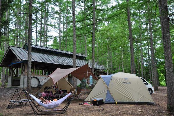 一色の森キャンプ場01