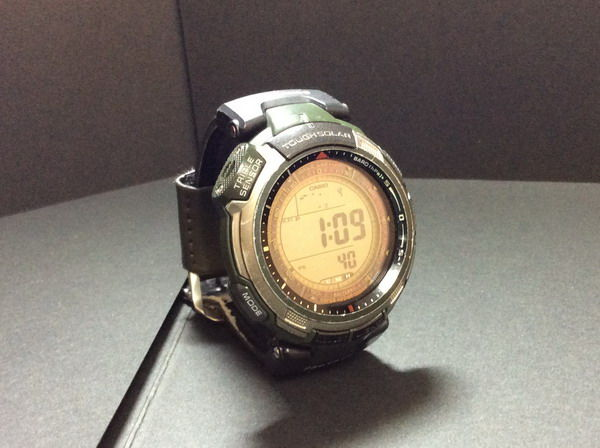 PRW1300BJ ベルト交換