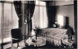 芦屋国際ホテル 絵葉書 寝室