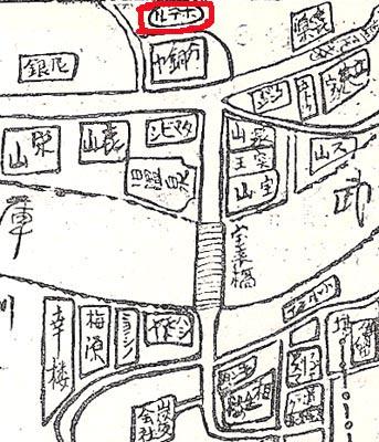 タンサンホテル 地図