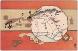 箕有電軌(沿線図・阪鶴と)