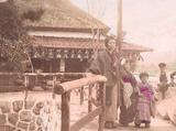 蓬莱橋横お茶屋(拡大)