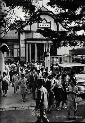 新温泉旧玄関「宝塚」2