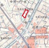 ウィルキンソン邸地図