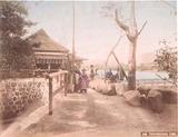 蓬莱橋横温泉茶屋