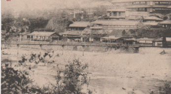 宝来橋(明治38年消印)