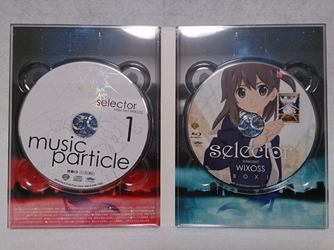selector infected WIXOSS Blu-rayディスク