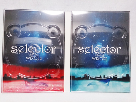 selector infected WIXOSS Blu-ray
