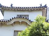 姫路城 十字架