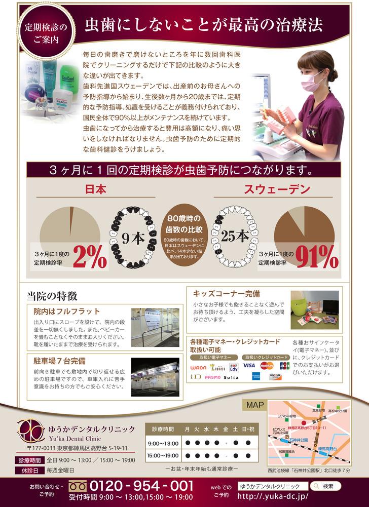 YDC虫歯予防デー2016ura