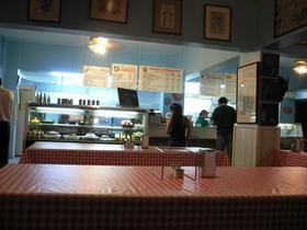 ガラパン ピザ店