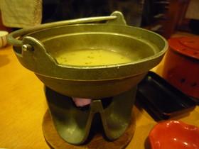 アツアツ味噌汁