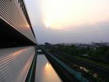 sun set vew