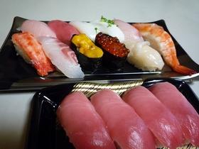 魚力の寿司