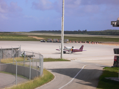 サイパン空港3