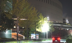 深夜の交通量と尾行  探偵事件簿-福岡