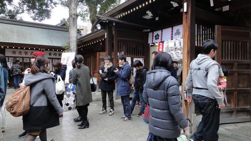 博多の櫛田神社「豆まき神事」|探偵事件簿-福岡