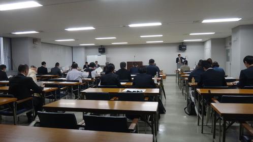 探偵業研修会 福岡県警察他ご担当官による重要研修|探偵事件簿-福岡