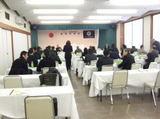 北海道 法律実務研修会 会場内