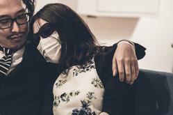 顔写真、サングラスとマスク| 探偵事件簿-福岡